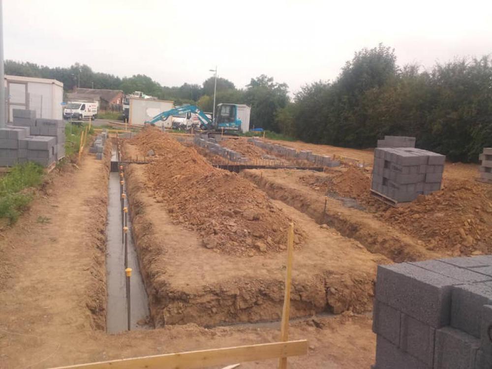 Construction Maubeuge